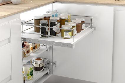 Cestos para armarios de cocina