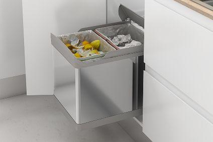 Cubo de basura para reciclar Casa En Orden