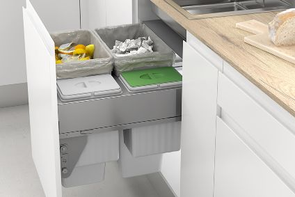 Kit de cubos de reciclaje de Casa En Orden