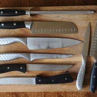 ¿Cómo elegir unos buenos cuchillos de cocina?