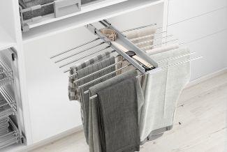 Pantaloneros para armario empotrado