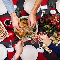 Cómo organizar las comidas de Navidad y no morir en el intento