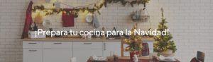Prepara tu cocina para la llegada de Navidad