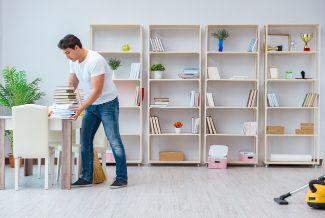 Organiza tu hogar de una sola vez