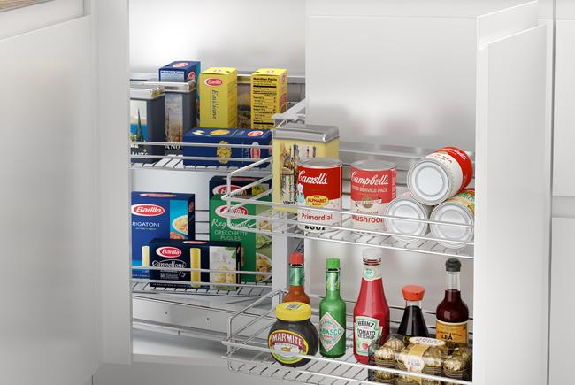 Ideas para tus muebles esquineros de cocina