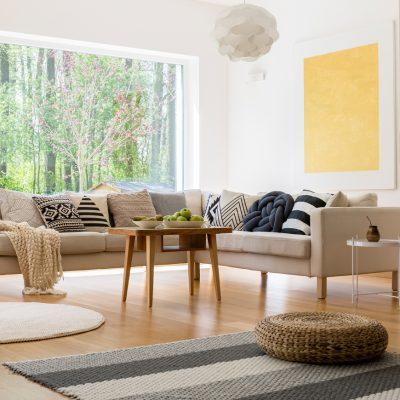 5 pasos para decorar tu salón con estilo propio