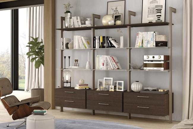 Muebles a medida para tu salón