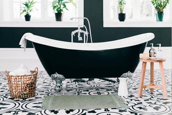 Convierte tu baño en una zona de spa