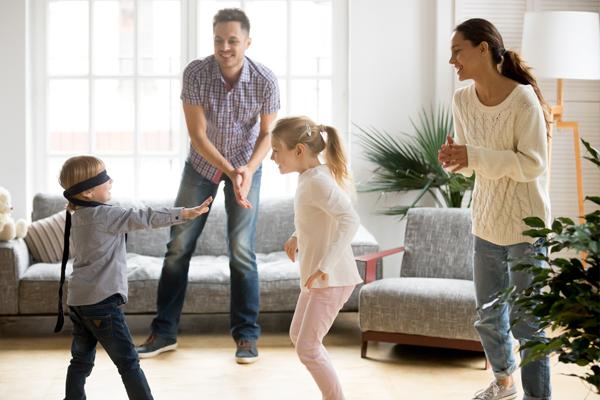 Cómo disfrutar del tiempo en familia durante la cuarentena