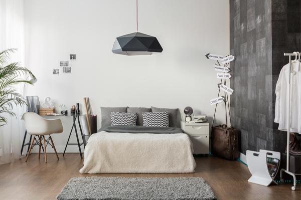 Cómo mantener el dormitorio organizado