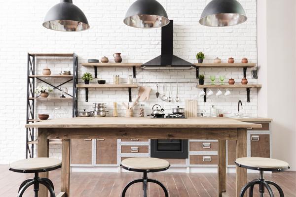 Una cocina ordenada para ayudar a nuestro bienestar emocional