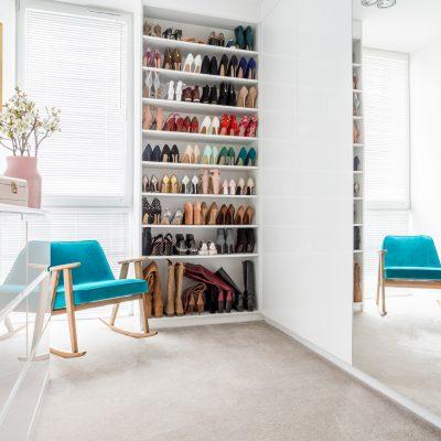 12 zapateros para tener tus zapatos siempre ordenados