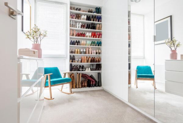 Trucos para organizar tus zapatos