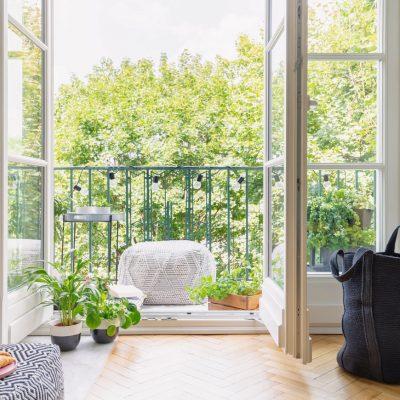 5 consejos para decorar un balcón pequeño