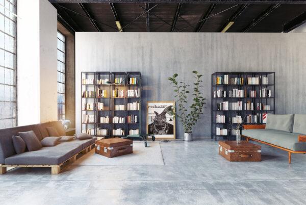 Trucos para organizar tu estantería librería