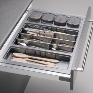 Cubertero para cajón de cocina
