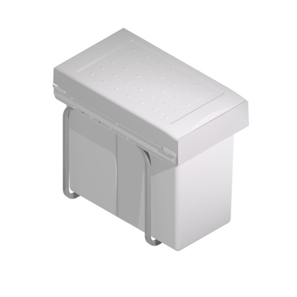 Cubo de basura de 30L extraíble
