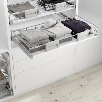 Bandeja extraíble para armario vestidor