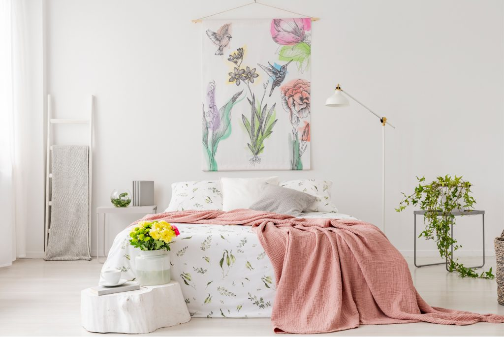 Reformas en el dormitorio para dormir bien en verano