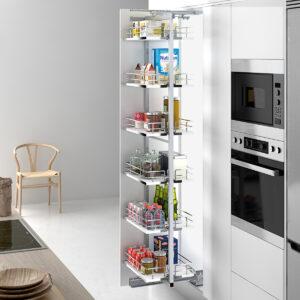 Organizar despensa cocina