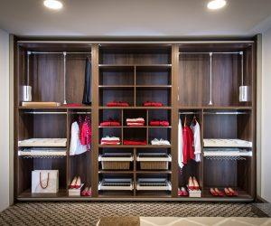 Organizar armario vestidor