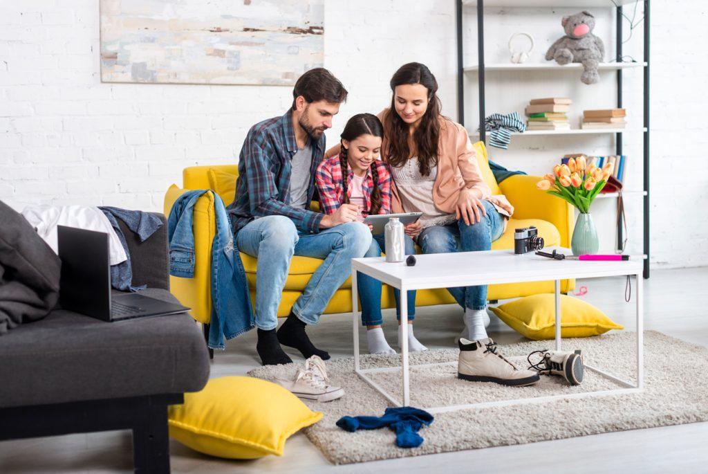 Efectos del desorden de nuestra casa