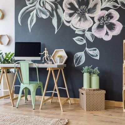 Cómo decorar un rincón personal para trabajar en casa