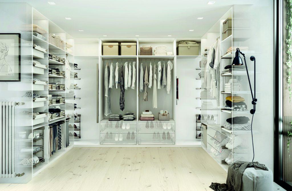 Convertir armario en vestidor
