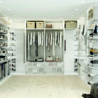 Cómo crear un vestidor dentro de tu armario