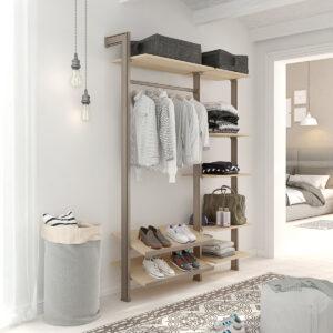Mueble multifuncional recibidor