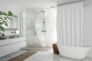Bañera para el baño