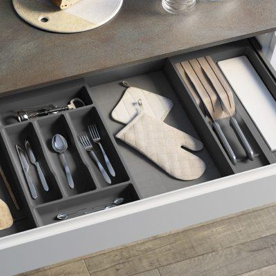 El cubertero que mejor se adapta a tu cajón