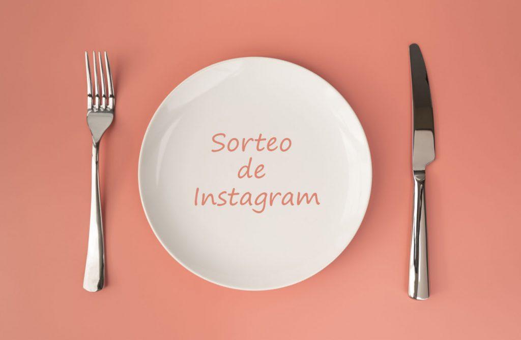 Sorteo de Instagram
