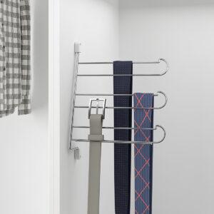 Colgador cinturones armario pequeño