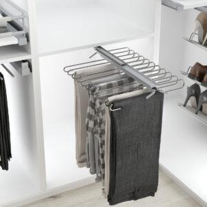 Pantalonero para armario pequeño