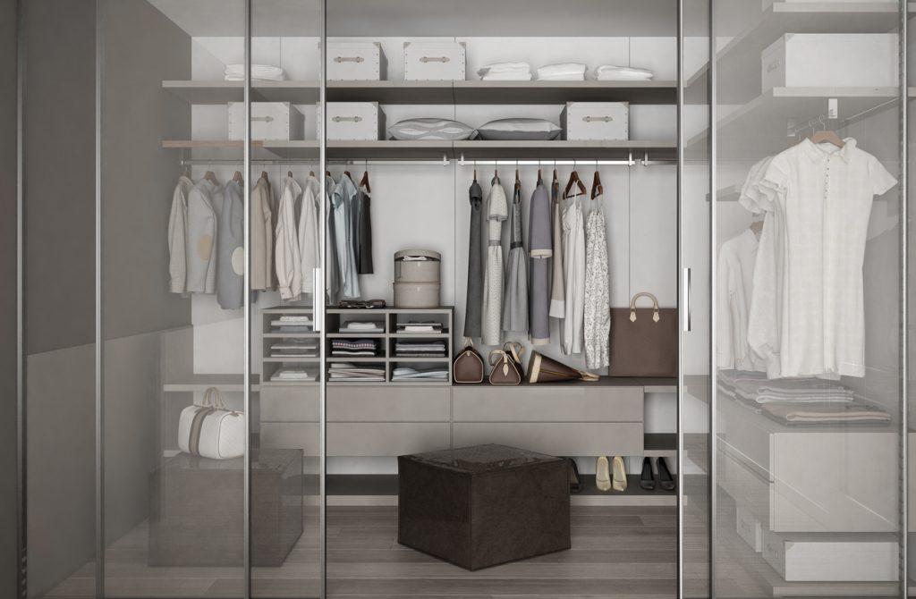 Trucos para orgaizar un armario pequeño