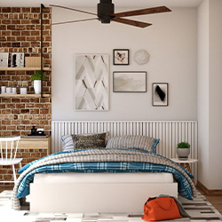 organización mini dormitorio