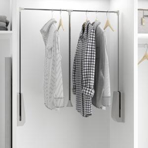 organizar el cambio de armario