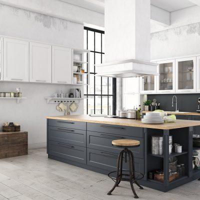Te enseñamos cómo convertir tu mueble de cocina en una despensa