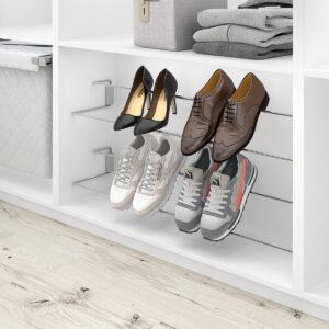 Soluciones para zapatos en el armario