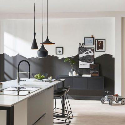 Materiales innovadores para disfrutar de una auténtica cocina de diseño