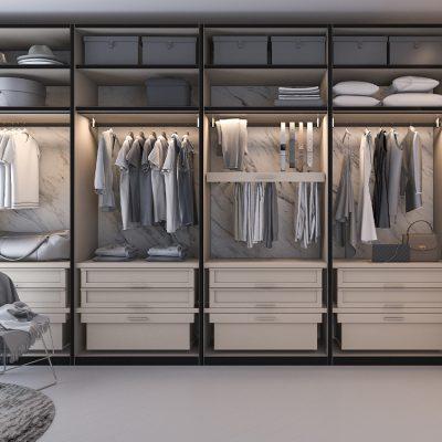 Organiza tu armario como un Organizador Profesional