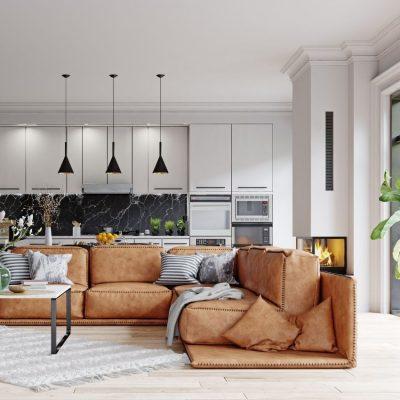 7 ideas para pisos pequeños